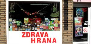 Prodaja zdrave hrane