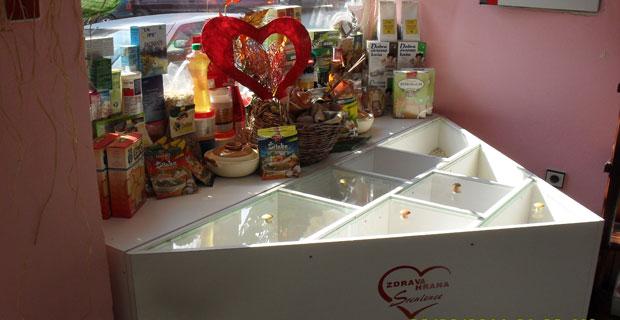 Zdrava hrana Srculence-lux
